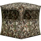 Barronett Blinds Grounder 350 Hub Blind, Woodland Camo