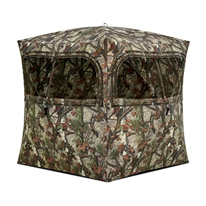 hunting blinds blind pentagon product index ground ts barronett