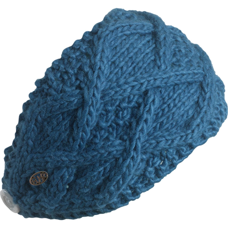 d41ebab9 Turtle Fur Headwear - Women's Feel My Flow, Lightweight Hand Knit Headband