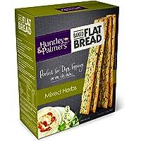 Huntley & Palmer Flat Bread Mixed Herbs, 125g