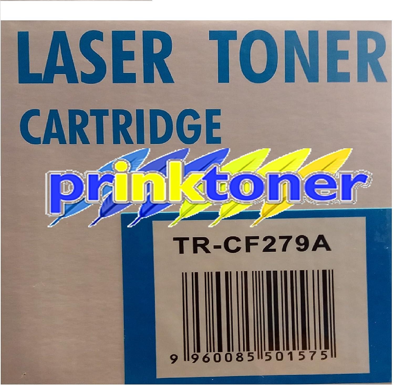 PRINKTONER tr-cf279 a tóner negro Compatible para HP LaserJet Pro ...