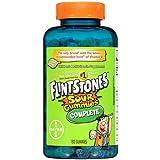 Flintstones Sour Gummies, 180 Count