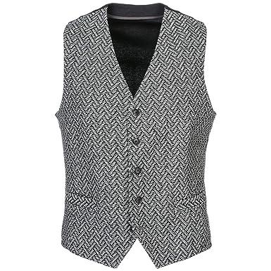 Emporio Armani Gilet Homme Nero 50 EU  Amazon.fr  Vêtements et accessoires 4bba4531c37
