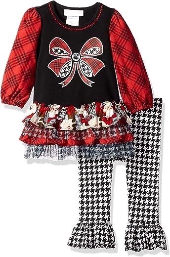 Bonnie Baby Baby Girls' Dressy Legging Set