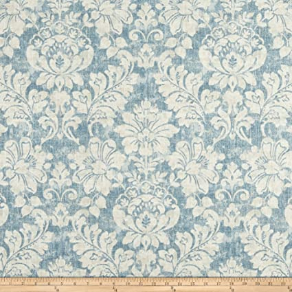 Amazon com: Covington Fabrics & Design Bizou Denim Fabric by