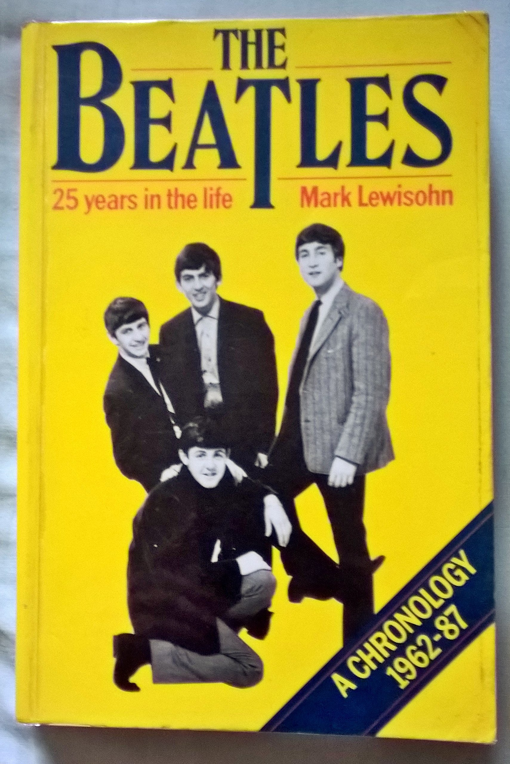 the beatles 25 years in the life