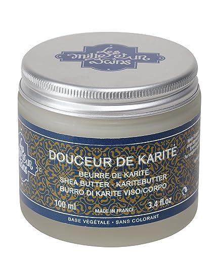 Beurre de Karité con Fleur De tiaré – sheabu tter con tiaré de la floración de