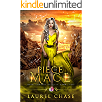 Piece of Mage: A Fantasy Romance (Haret Chronicles: Qilin Book 3)