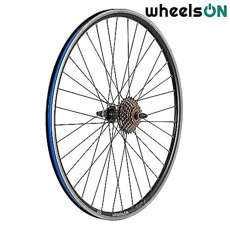 7 Speed Sprocket Cycle Wheel 700c REAR Hybrid Bike