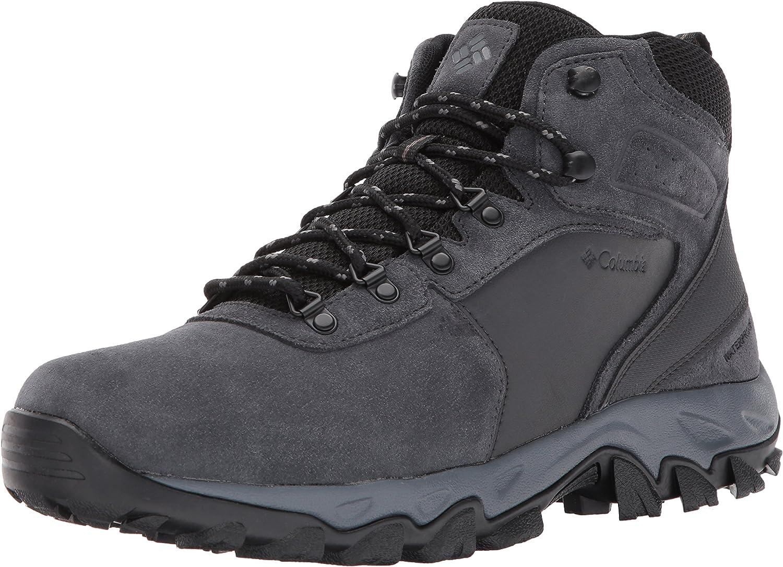Columbia Men's Newton Ridge Plus Ii Suede Waterproof Hiking Boot Shoe