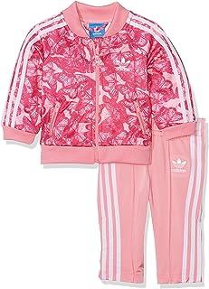 adidas tuta rosa