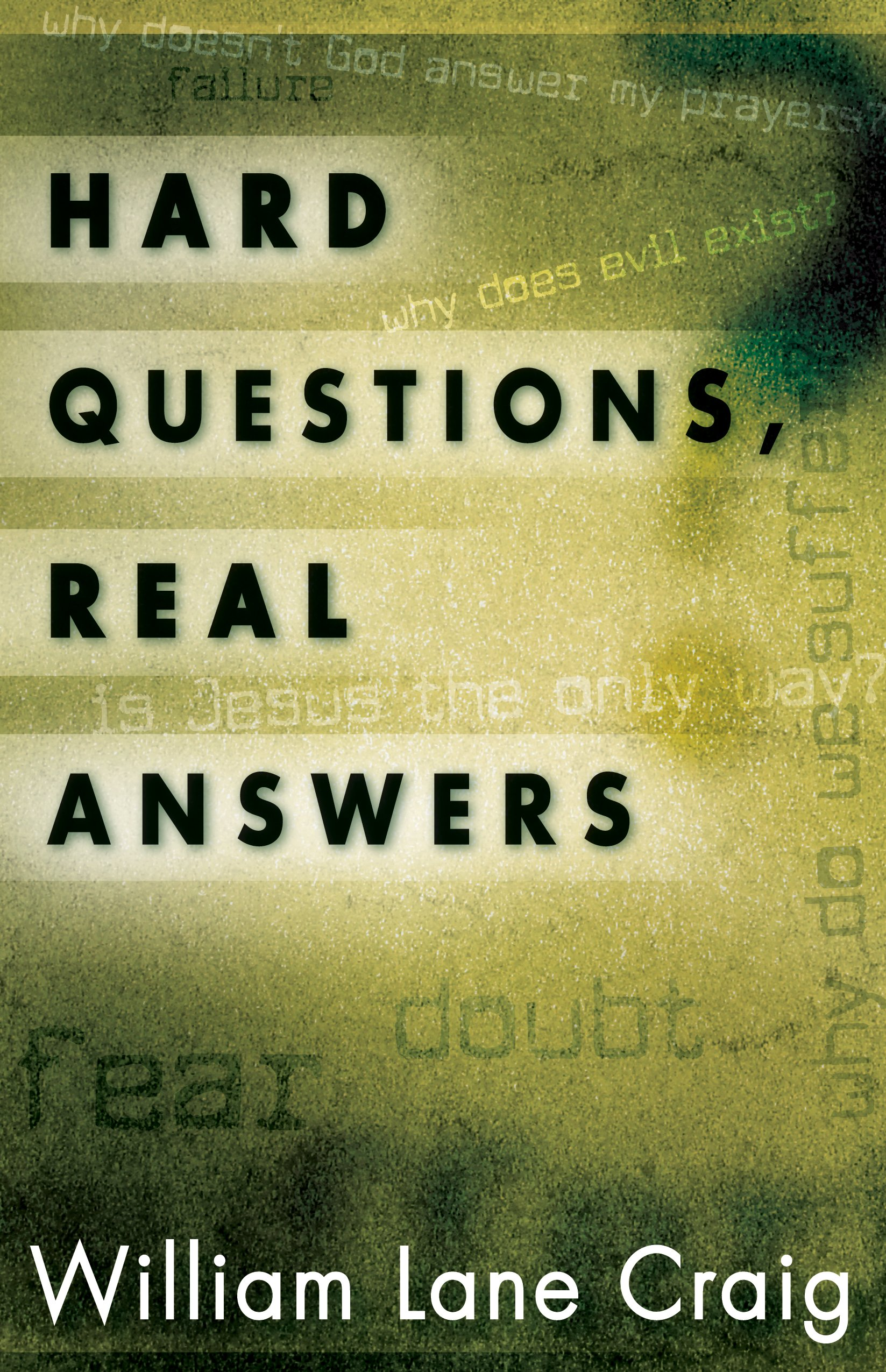 Amazon.fr   Hard Questions, Real Answers   Craig, William Lane ...