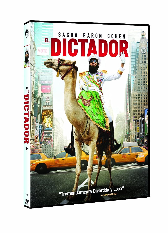 El Dictador [DVD]: Amazon.es: Sacha Baron Cohen, Anna Faris ...