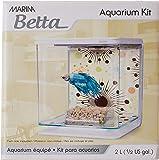 Marina Aquarium Betta Kit Retro Artifice 2 L