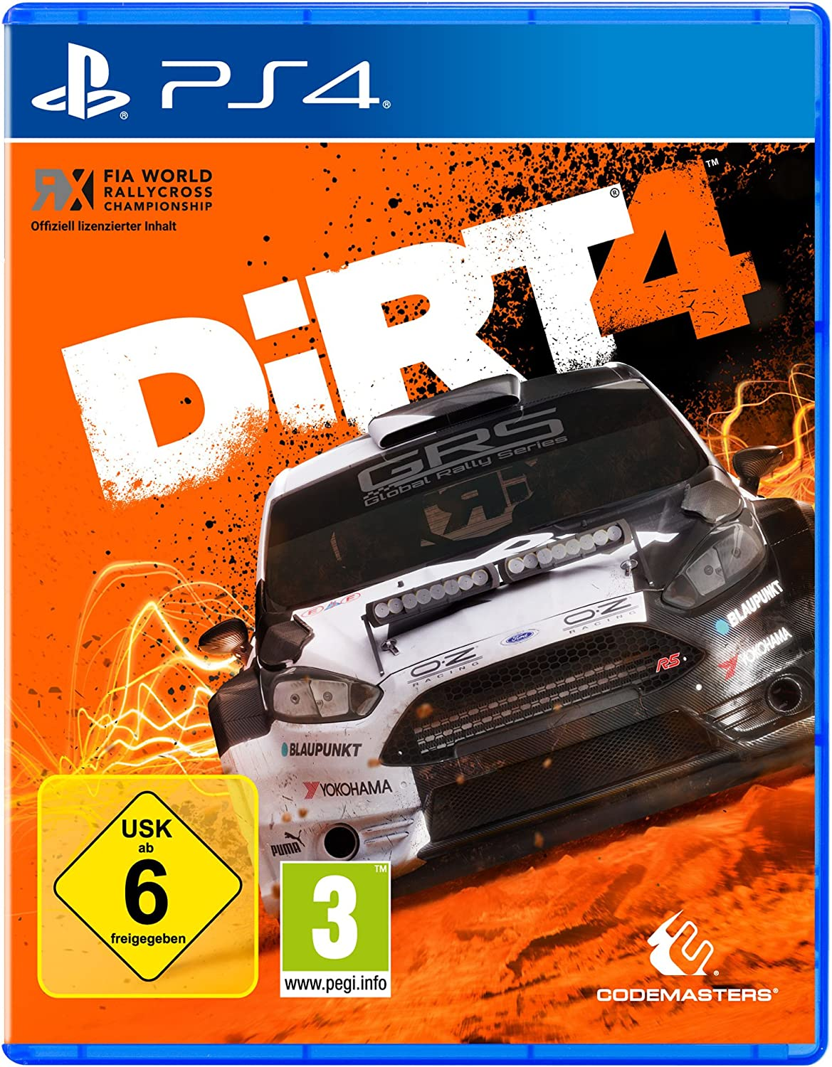 DiRT 4 (PlayStation PS4): Amazon.es: Videojuegos