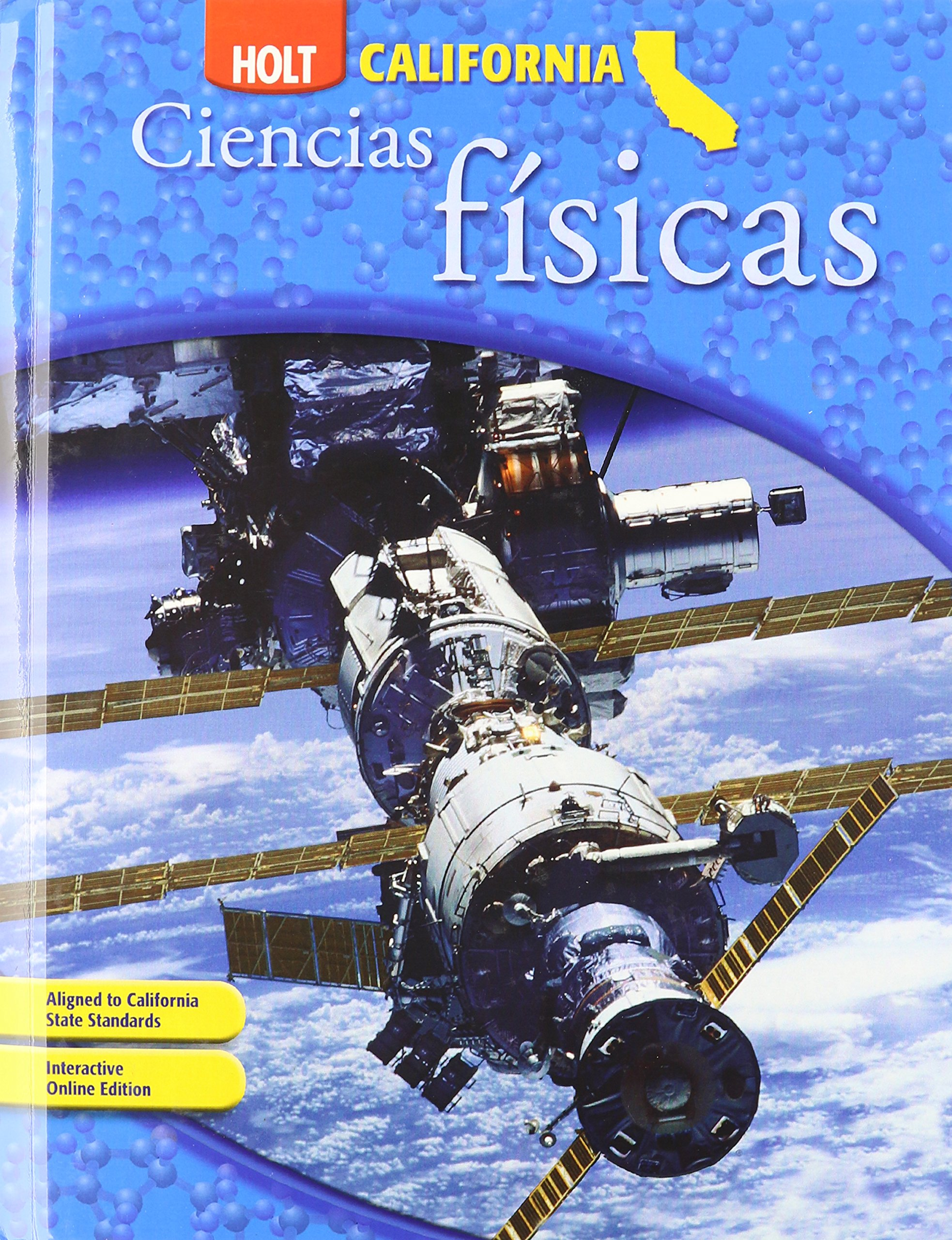Holt Science Technology Spanish Student Edition Grade 8 Physical