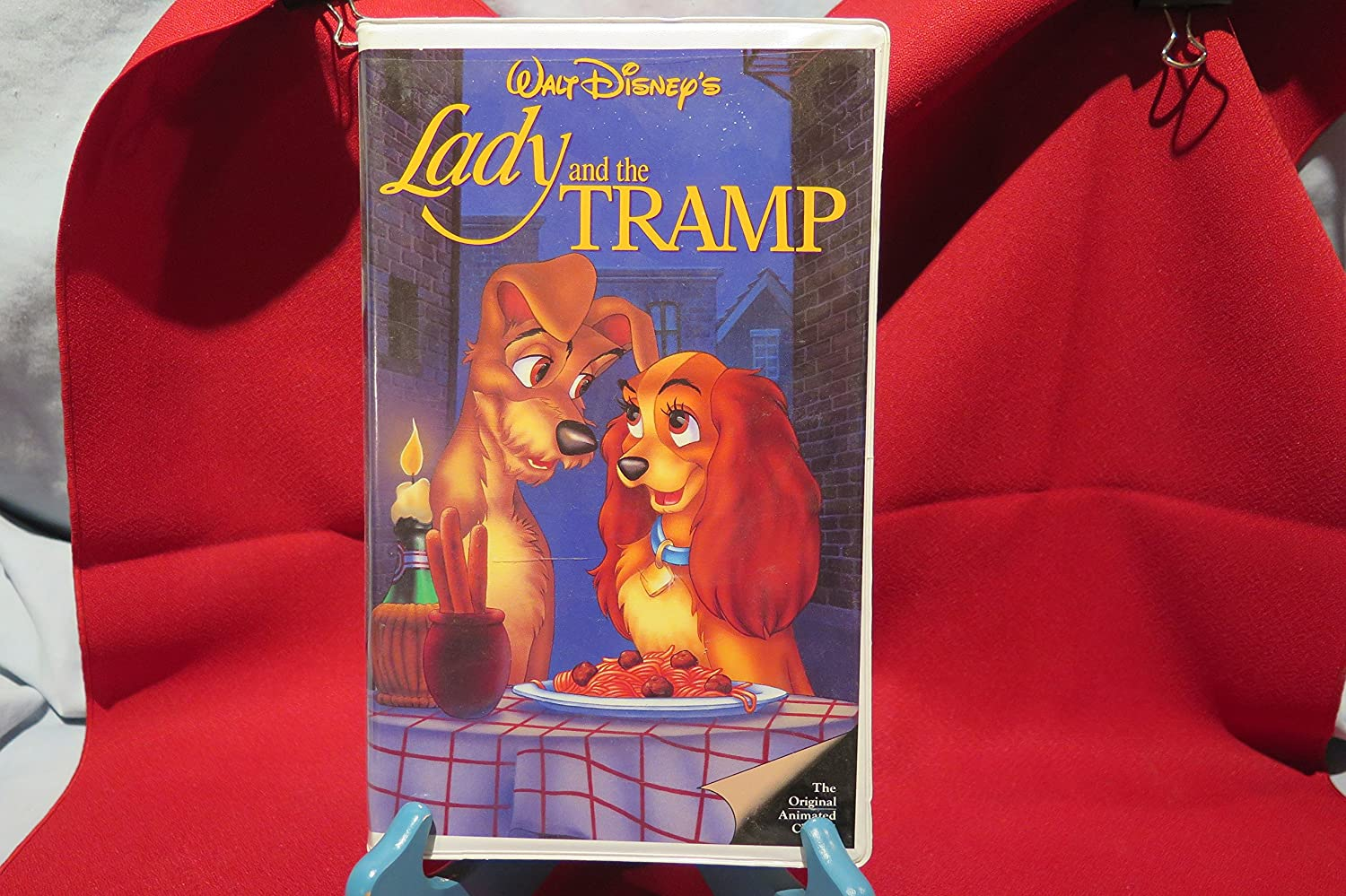 Amazon Com Lady And The Tramp Barbara Luddy Larry Roberts Peggy Lee Movies Tv