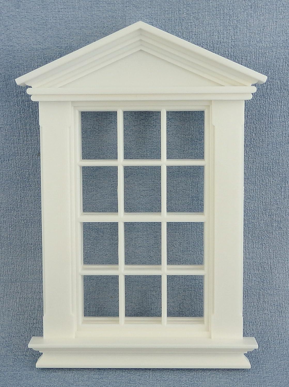 Escala 1:12 azul y blanco cerámica sal y Pimentero Set tumdee Casa De Muñecas B94