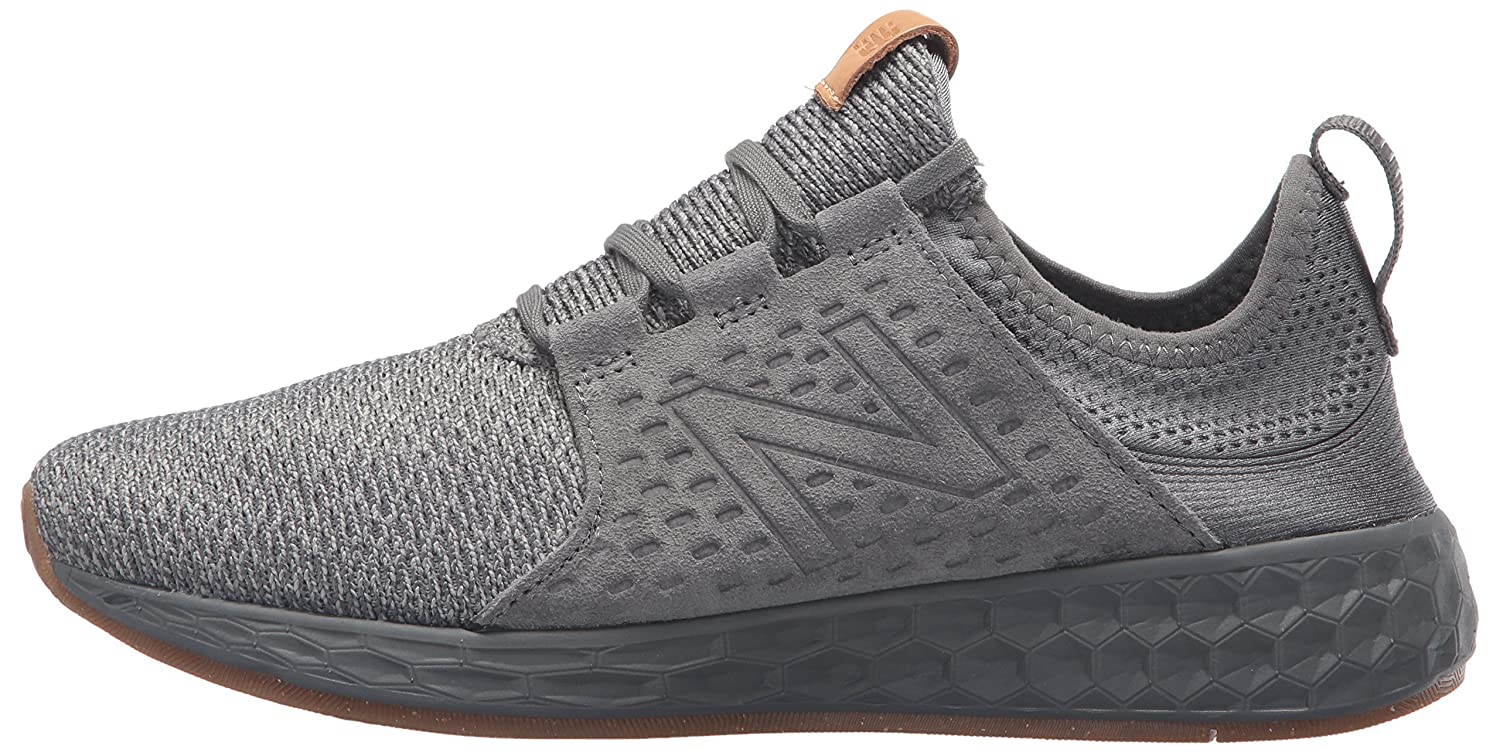 New Balance Women's Fresh Foam Cruz V1 Running Shoe B01NCPUIBY 8 D US|Castlerock/Phantom