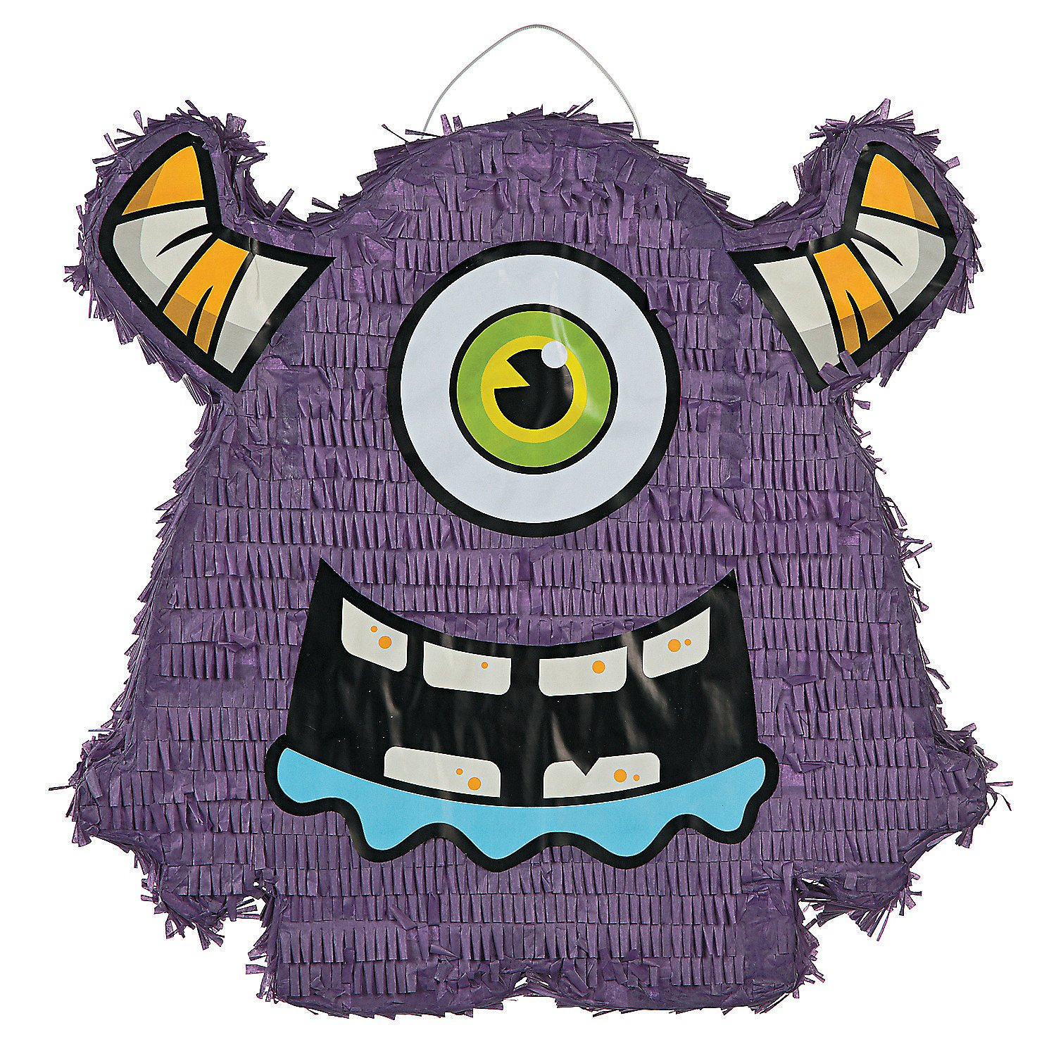 Monster Bash Pinata - Halloween Party Decor by Fun Express