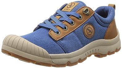 Tl Basses Ltr Cvs Homme denim Bleu De Randonnée Chaussures Aigle 7HdnBH