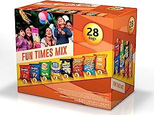 Frito-Lay 28 Piece VP Fun TIMES Mix Cube, 26.5 Ounce