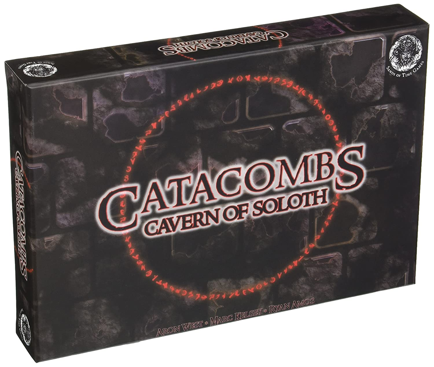 Catacombs  Caverns of Soloth