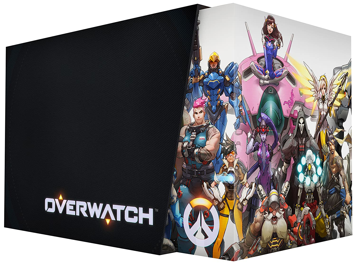 Overwatch - Collectors [Importación Italiana]: windows: Amazon.es ...