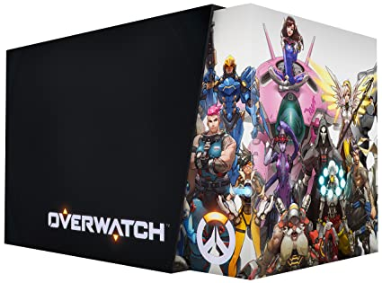 Overwatch Christmas Exclusive Collector Box