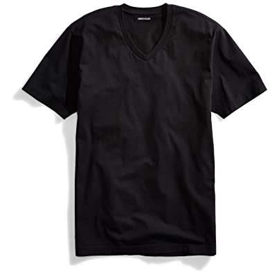 "Brand - Goodthreads Men's ""The Perfect V-Neck T-Shirt"" Short-Sleeve Cotton: Clothing"