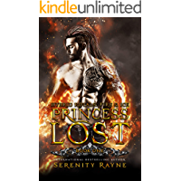 Princess Lost (Hybrid Royals: Fire and Ice Book 1) book cover
