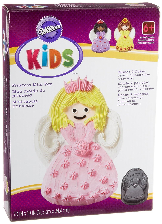 Wilton Kids Princess Mini Cake Pan 2105-0350