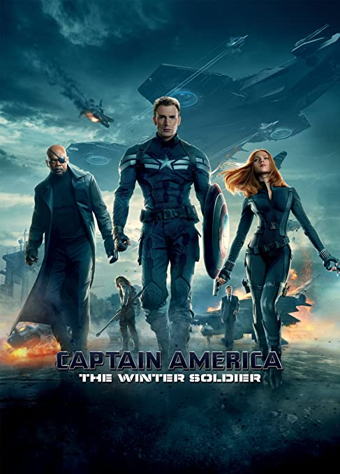 The Winter Soldier Movie Poster 2014 Marvel/'s Captain America NEW 11x17 13x19