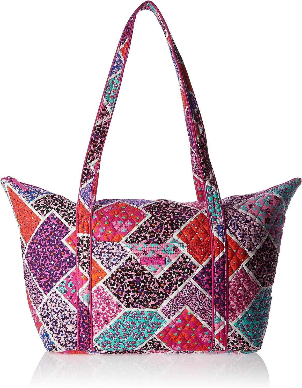 Vera Bradley Women s Signature Cotton Miller Tote Travel Bag