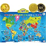 Best Learning i-Poster My WORLD Interactive Map
