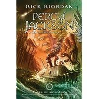 O mar de monstros - capa nova: (Série Percy Jackson e os olimpianos): 2