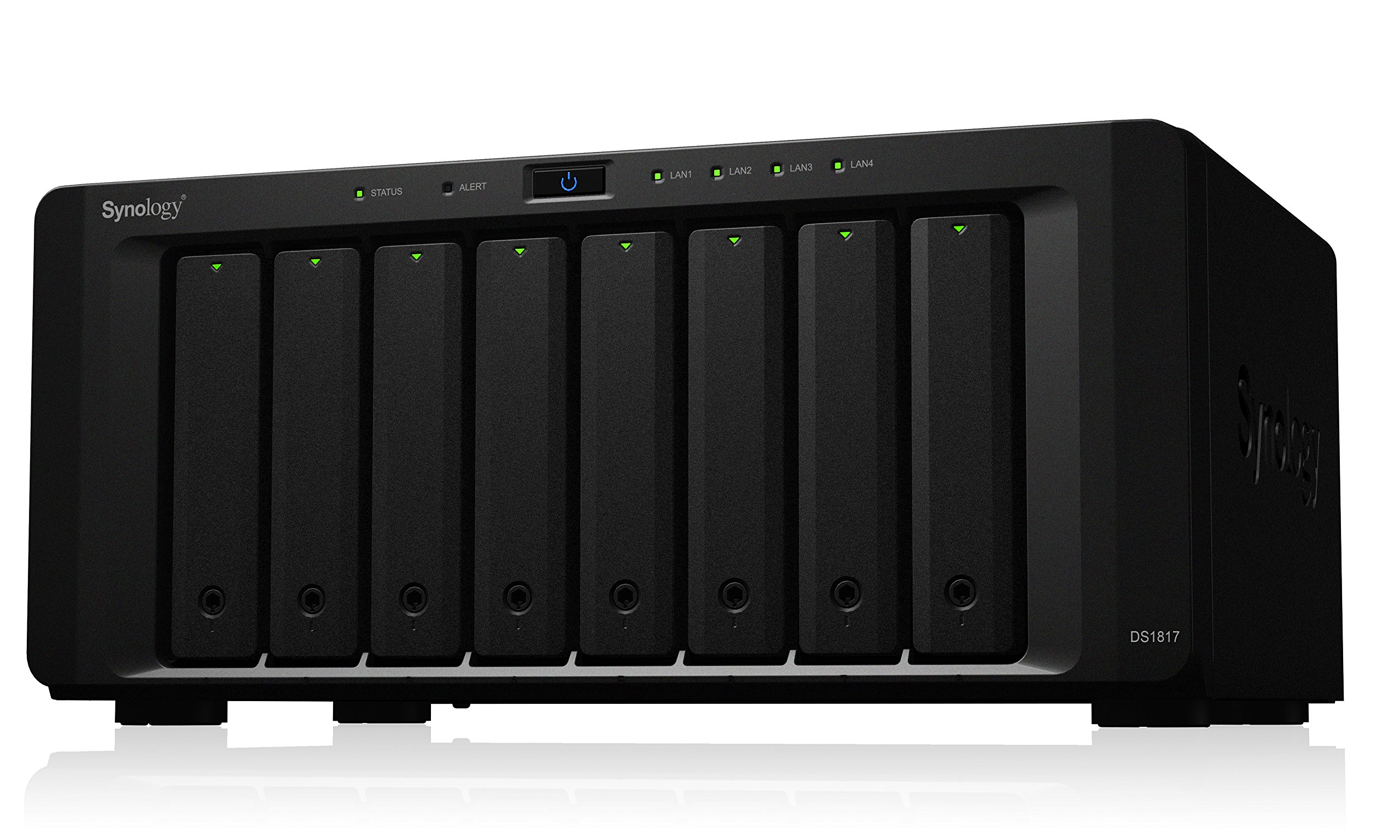 Synology 8 bay NAS DiskStation DS1817 (Diskless)