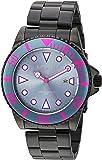 Invicta Men's 'Pro Diver' Quartz Stainless Steel Casual Watch, Color:Black (Model: 90301)
