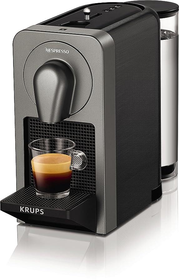 Nespresso by Krups Prodigio Coffee Capsule Machine, 1260 W: Amazon ...