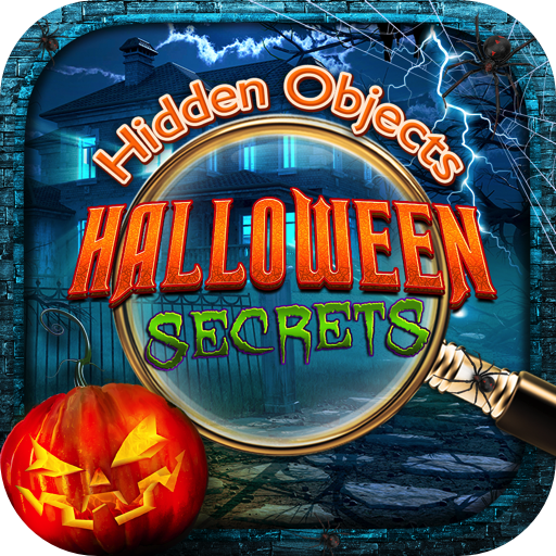 Hidden Objects Halloween Haunted Secret - Autumn Season Object Time Puzzle Photo Pic FREE Game & Spot the Difference]()