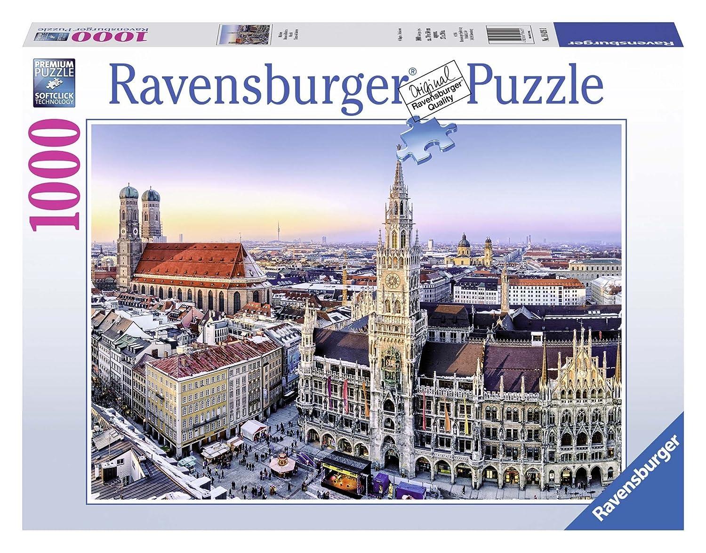 Puzzles & Geduldspiele Heidelberger Abendstimmung Puzzle 1000 Teile Spiel Deutsch 2016