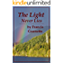 The Light Never Lies (Crater Lake Series Book 2)
