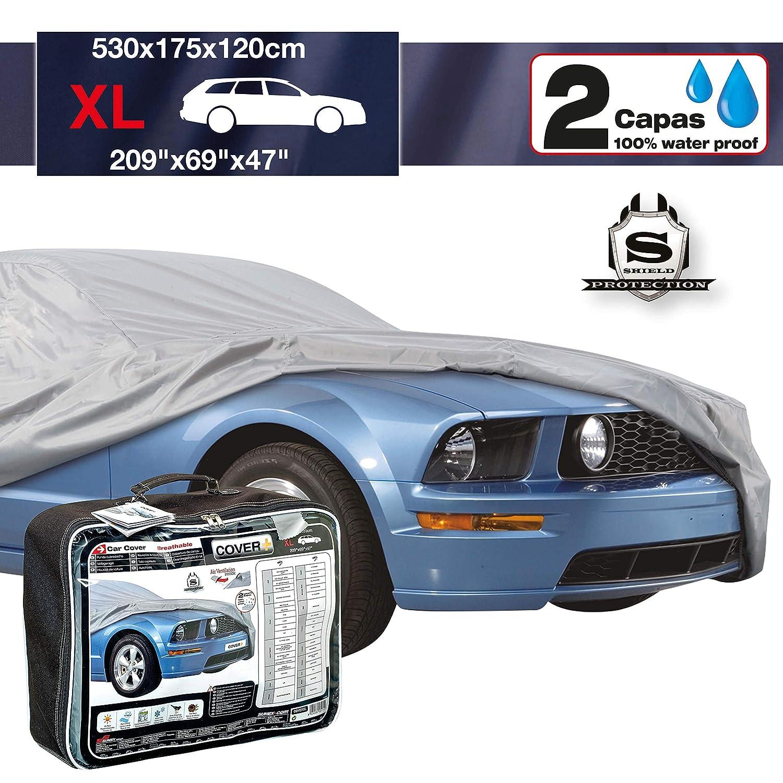 Taille Xxl2-485X195X185Cm Sumex Housse De Protection Carrosserie