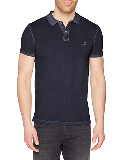 Marc OPolo M22226653024-896 Polo, Azul (Total Eclipse 896 ...