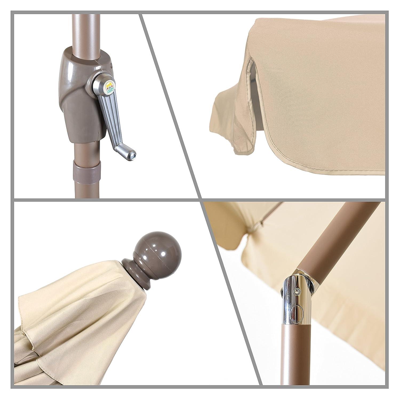 Amazon.com: Paraguas comercial California Umbrella de ...