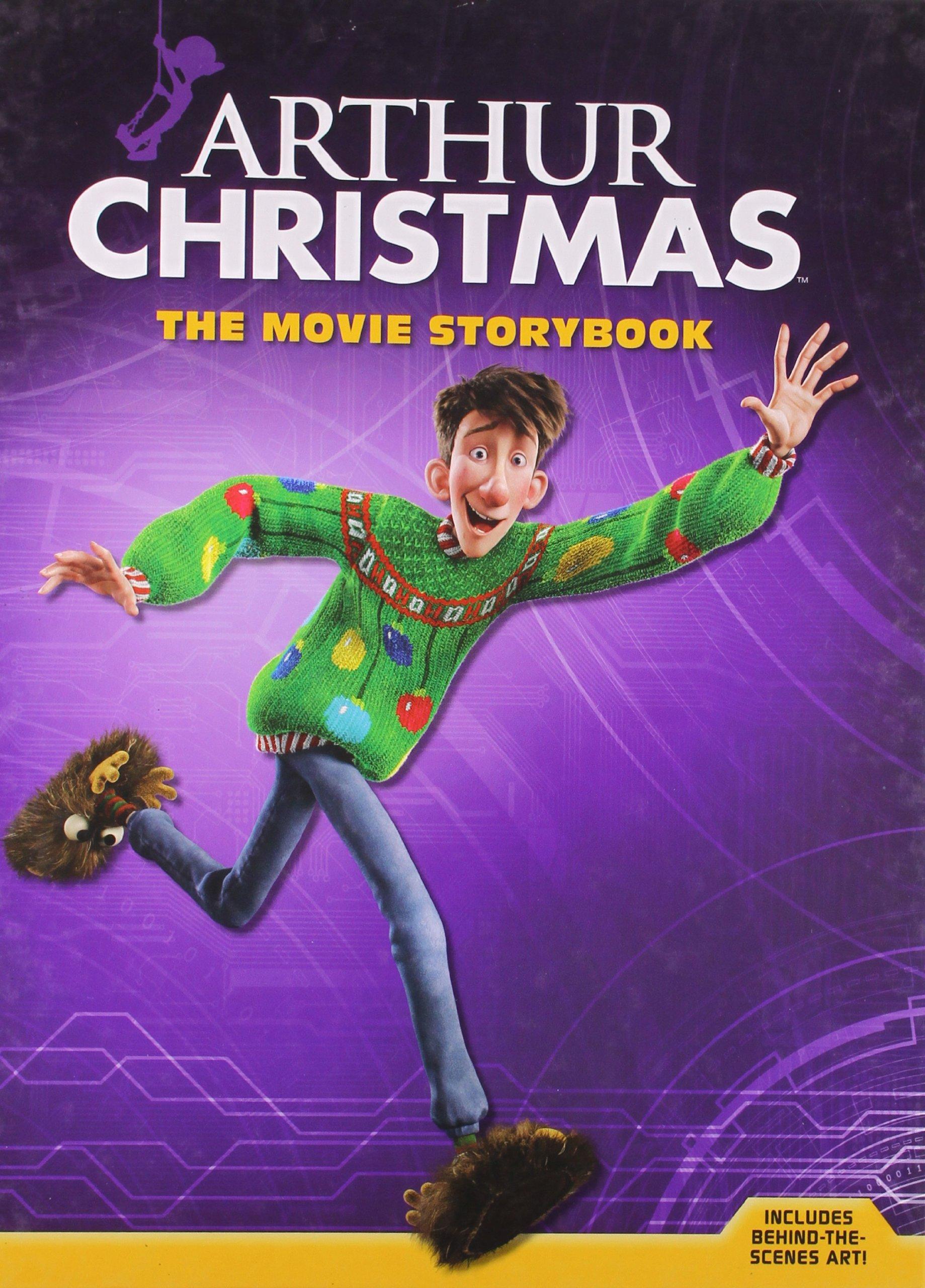 Arthur Christmas: The Movie Storybook pdf
