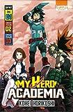 Coffret My Hero Academia - Tomes 1 à 3