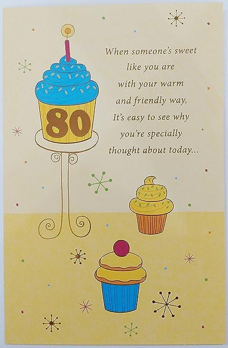 Amazon Happy 80th Birthday