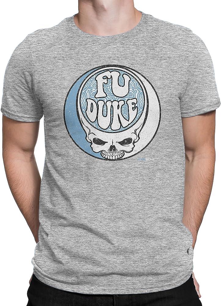 North Carolina Tarheels Fan Fu Duke By 9861 Shirts