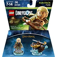 LEGO Dimensions Fun Pack Lord of the Rings Legolas - Lord of the Rings Legolas Edition